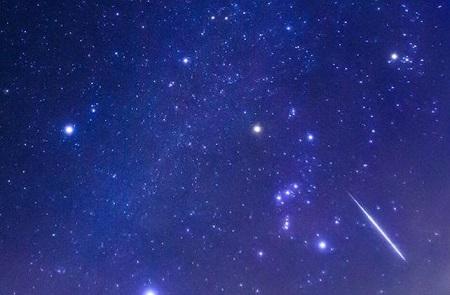 ふたご座流星群