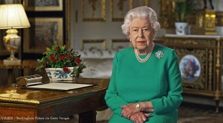 エリザベス女王現在