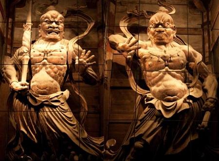 東大寺金剛力士像