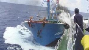 尖閣諸島沖中国漁船衝突事件