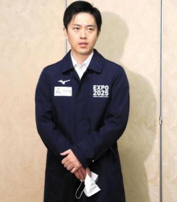 吉村大阪府知事会見