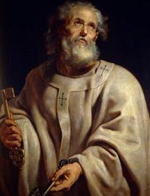 聖ペテロ鍵