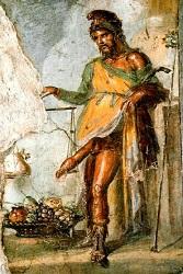 プリアーポス壁画