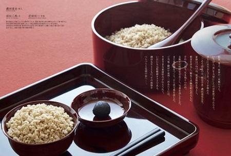 家康の健康法・麦飯