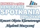 Szkoła muzyczna I stopnia w Skawinie zaprasza na koncert