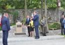 Prezydent Andrzej Duda odsłonił popiersie gen. Józefa Hallera