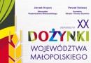 XX Dożynki Wojewódzkie odbędą się w Radziszowie