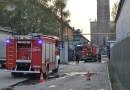 Kolejny pożar w firmie Clif w Skawinie