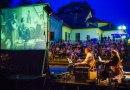 Skawińskie kino plenerowe jakże inne od panujących trendów