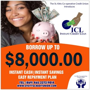 Instant Credit Loan