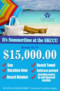 IT'S SUMMER TIME AT THE SKCCU