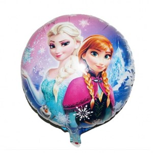 Buy 18 Inch Frozen Foil Balloon