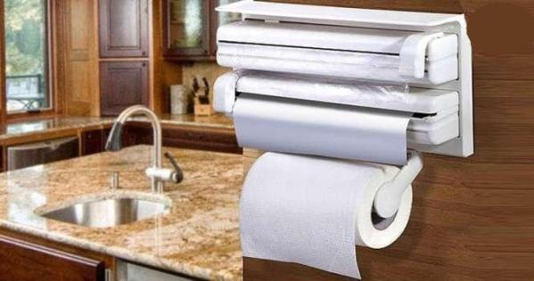 Buy Triple Paper Dispenser
