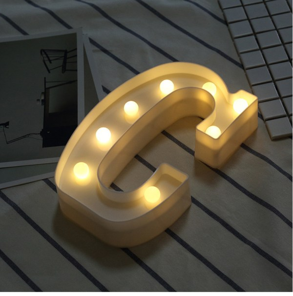 Buy LED Alphabets Letters
