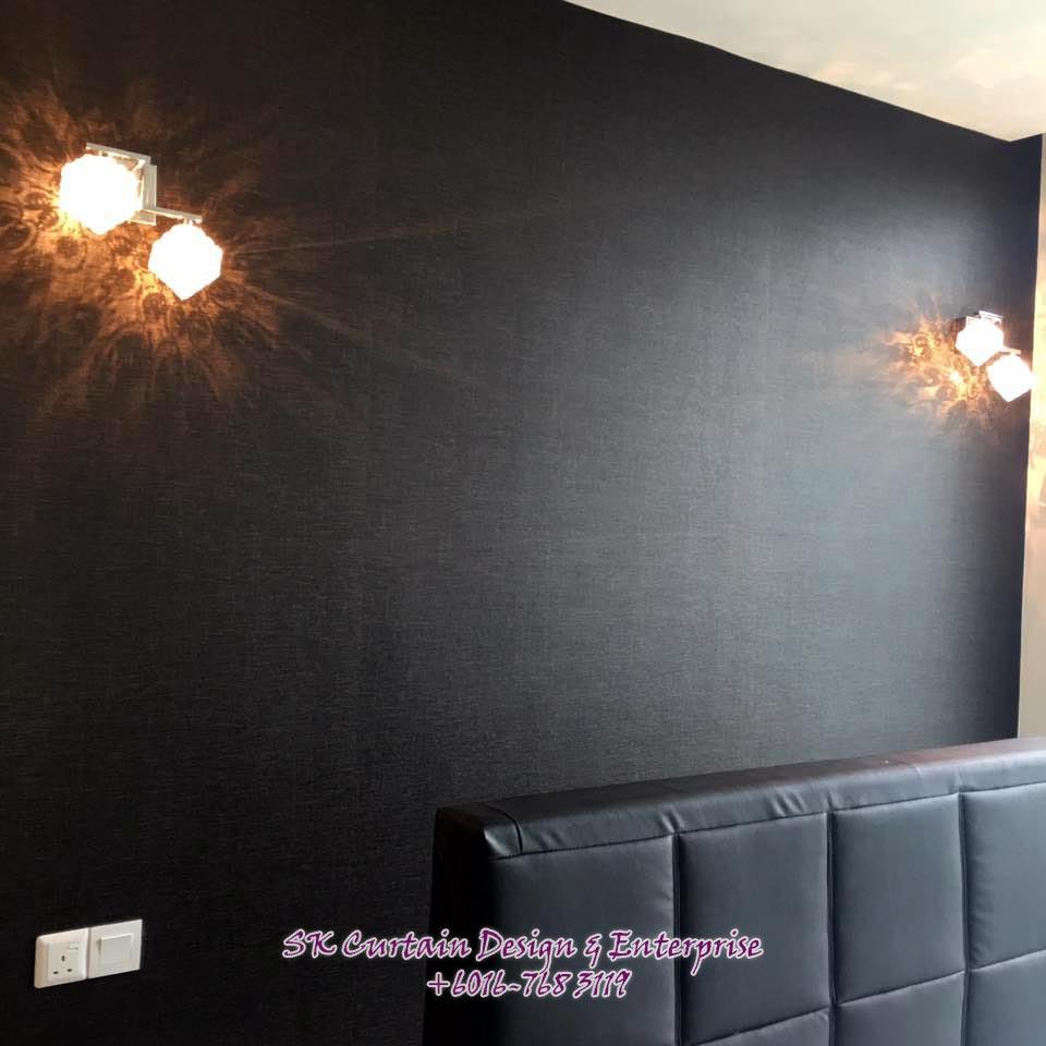 Sk Curtain Wallpaper Design Johor 02a