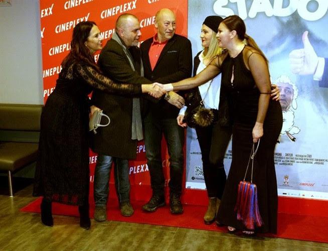 Nataša Ninković, Nikola Kojo, Nives Ivanković, Nina Badrić