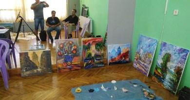 Likovna kolonija Boja Vukovara 15-16.09.2018