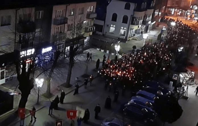 Protesti u Bijelom Polju