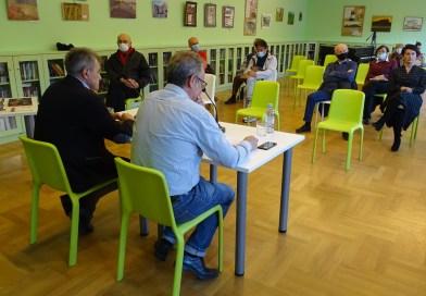 Zagreb: Promocija knjige Ruža pod ledom Mirka Demića