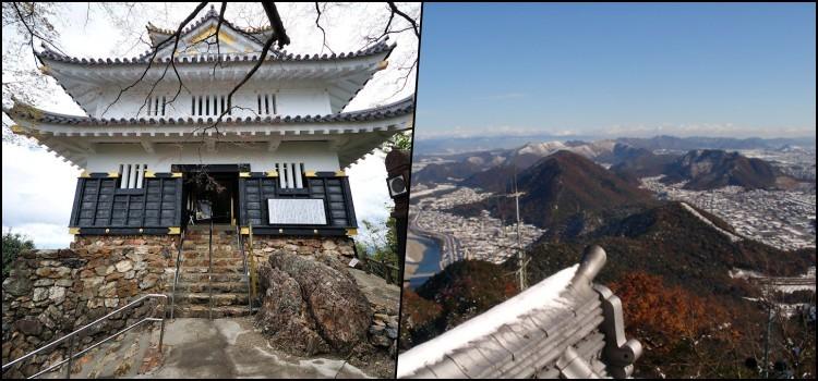 Castelo de Gifu - História e curiosidades