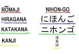 Nihongo Escritas - língua japonesa