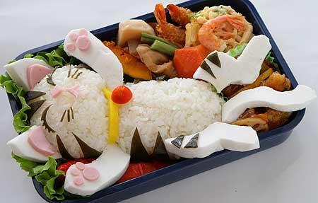 Entenda porque a culinária japonesa é a melhor do mundo! - obento 1