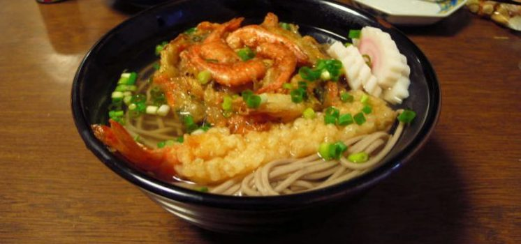 Soba - curiosidades sobre o macarrão japonês