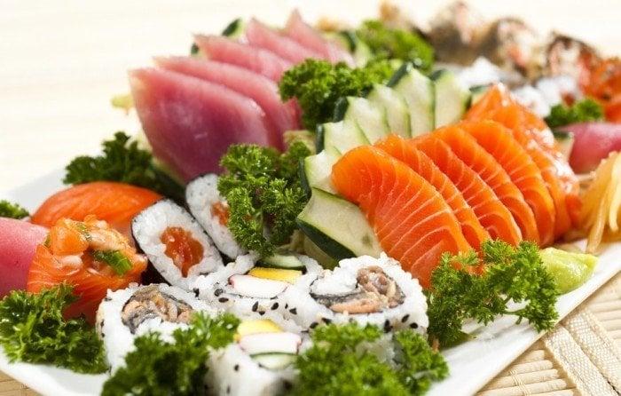 Culinária Japonesa no Brasil - Início da História