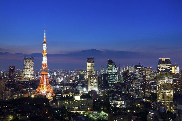 Tokyo - Curiosidades e Guia Completo - torre de tokyo 1