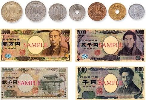 iene dinheiro