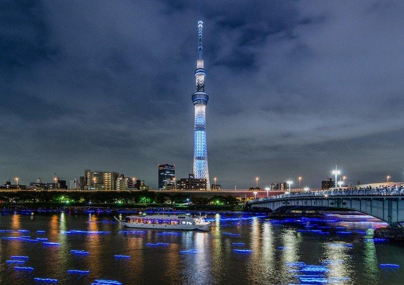Tokyo skytree - a torre mais alta do japão