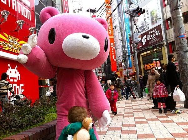 Diferenças entre jogos, filmes e mídias japonesas com ocidentais - gloomy bear 307