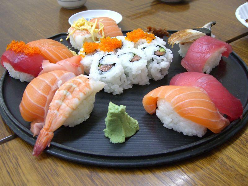 Encomenda de Sushi: Trabalhe Sem Sair de Casa – Sushi30D. - tipos de sushi 3