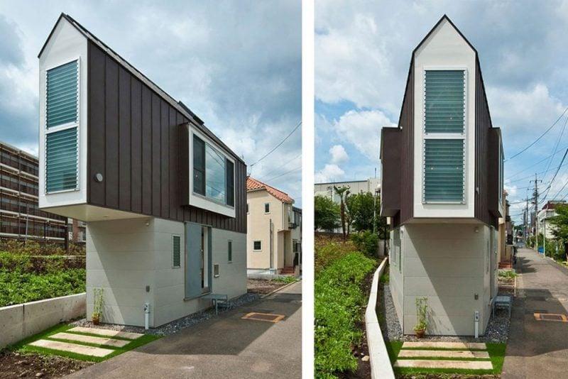 5 Rápidas curiosidades do Japão #1 - House in Horinouchi 01 1 4