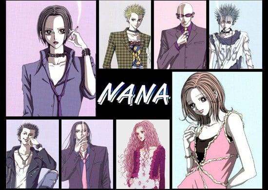 Animes para assistir antes de morrer - anime nana 9