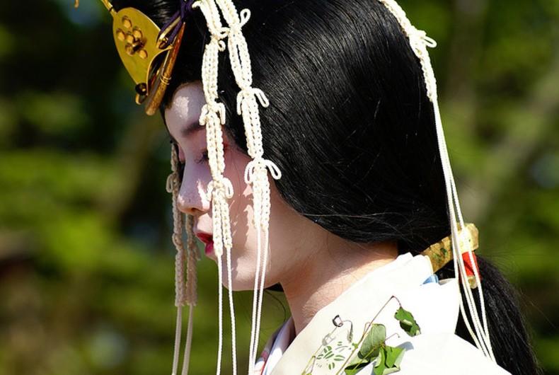 Aoi matsuri: thế giới của lễ hội lâu đời nhất ở kyoto