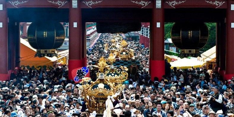 Religiones en japón - lista y curiosidades