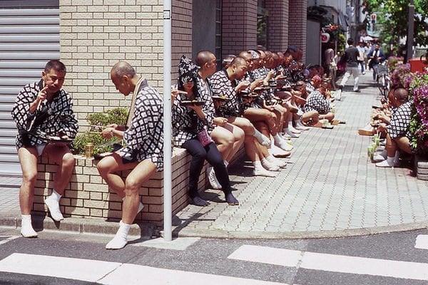 Se você ousa Shorts desgaste em Tóquio, usar shorts curtos