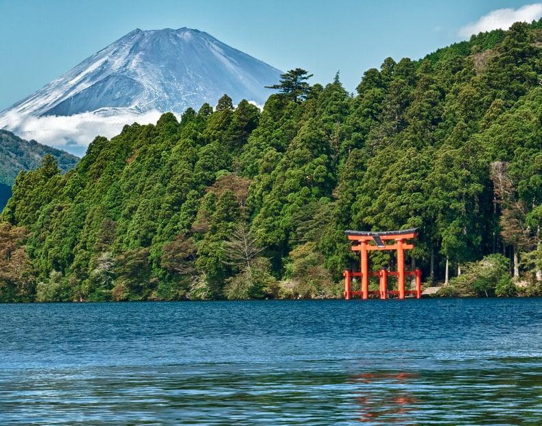 Hakone: pequeños pueblos de japón perfectos para visitar
