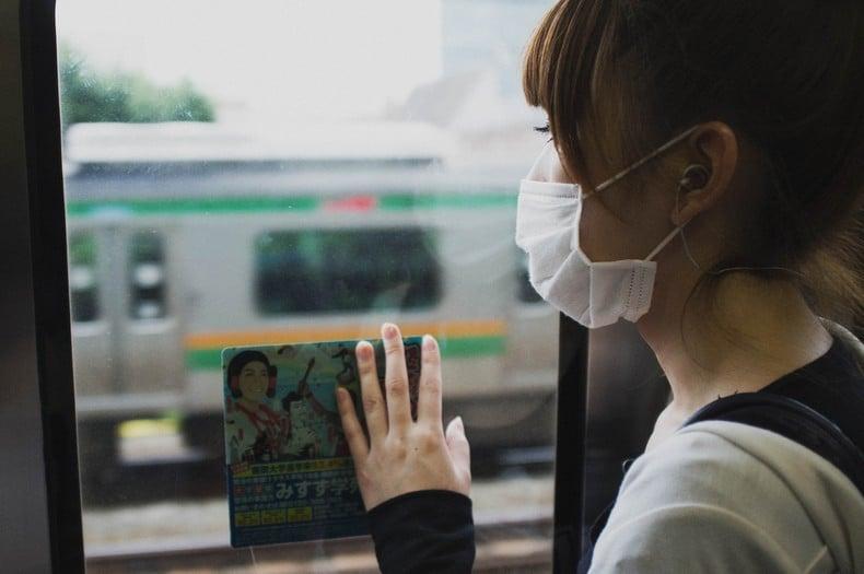 6 nhà ga Nhật Bản