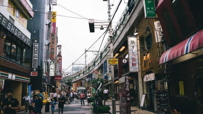 As ruas e o trânsito no Japão - Exemplo a ser seguido - tokyo cidade 1