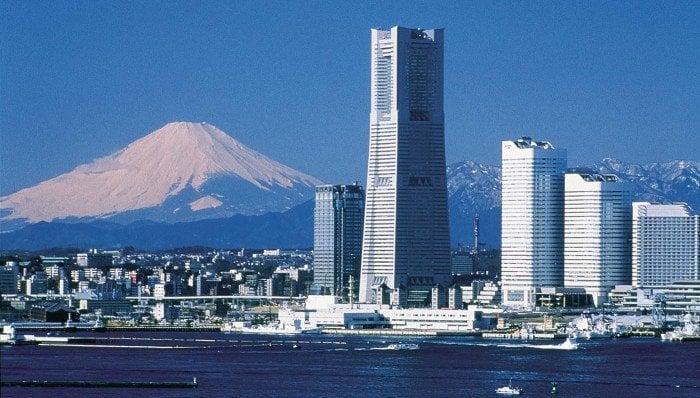 Os melhores locais para ver o Monte Fuji - yokohama royal park hotel e1432983923651 11