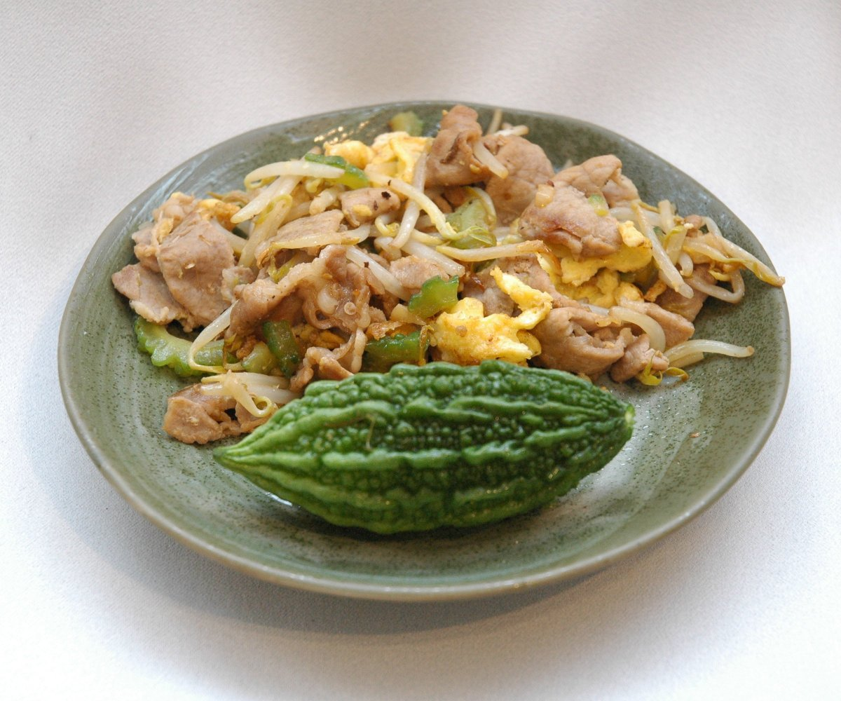 Goya Chanpuru - Um prato amargo de Okinawa 1