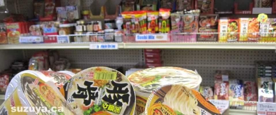 Compras de mercado no Japão 2