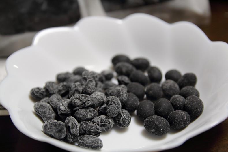 Amanatto – a jujuba de feijão