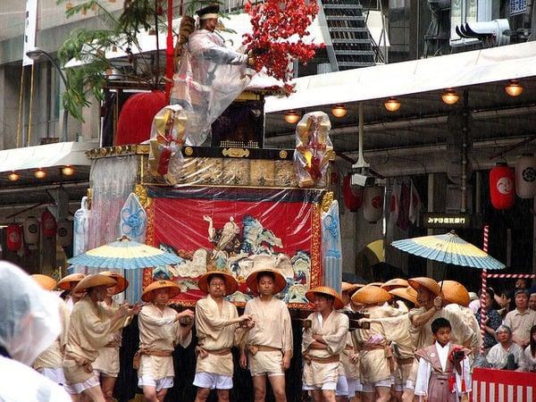 Gion Matsuri - festival japones gion 2