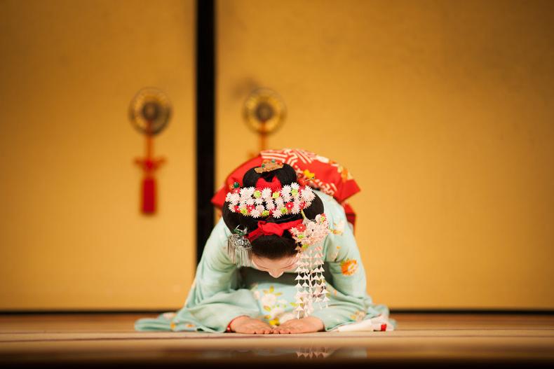 Roupa Tradicional japonesa - Kimono e seus acessorios 5