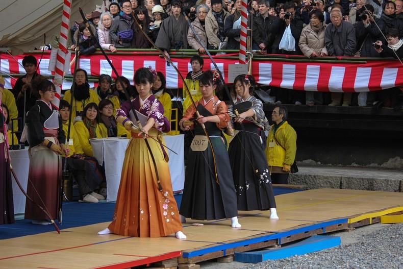 Roupa Tradicional japonesa - Kimono e seus acessorios 2