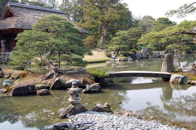 O Parque e Jardim do Palácio Imperial de Kyoto - sento 2 palacio imperial kyoto 2