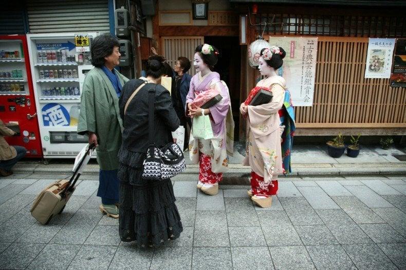 Domo Arigato - 72 maneiras de dizer obrigado em japonês - hanamachi 1